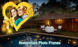 Honeymoon Photo Frame screenshot 1/4