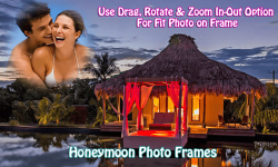Honeymoon Photo Frame screenshot 3/4