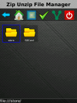 File Zip Archiver Free screenshot 1/4