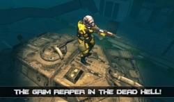 Zombie Reaper Zombie Game perfect screenshot 2/6