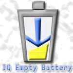 IQ Empty Battery German screenshot 1/1