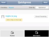 Quickpress Mobile screenshot 6/6