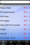 Radio Argentina Live screenshot 1/1