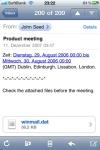 Letter Opener - Winmail.dat Viewer screenshot 1/1