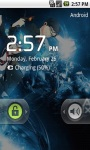 Blue Excorcist Live Wallpaper screenshot 4/5