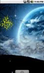 Romantic Couple Moon Light Live Wallpaper screenshot 2/4