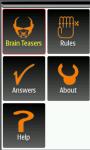 BrainTeaser 1 screenshot 1/1