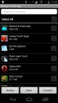 Backup and share apk screenshot 1/3