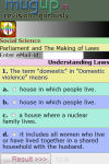 Class 8 - Parliament and The Making of Laws screenshot 2/3