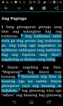Hiligaynon Bible - Ang Biblia screenshot 2/3