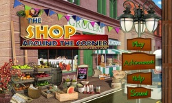 Free Hidden Object Game - shop around the corner screenshot 1/4