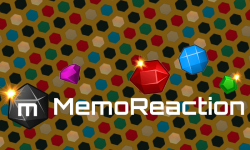 MemoReaction: Jewel Double Tap screenshot 1/6