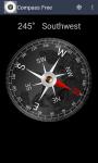Super Compass Free screenshot 2/4