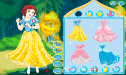 Sweetest Princess Snow White screenshot 2/3
