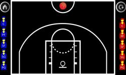 Basketball Scoreboard HD screenshot 3/4