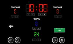 Basketball Scoreboard HD screenshot 4/4