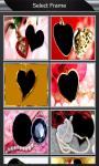 Locket Photo Frames Free screenshot 2/6