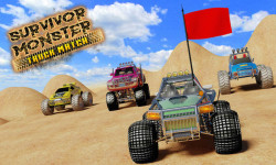 Survivor Monster Truck Match game screenshot 4/5