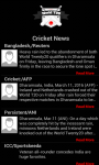T20 World Cup - Live Feed screenshot 3/4