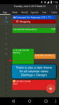 CalenGoo - Kalender und ToDo primary screenshot 4/6