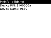 PinInfo screenshot 1/1