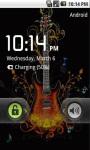 Abstract Guitar Live Wallpaper screenshot 4/5
