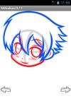 How to Draw: Anime Manga Characters screenshot 3/6