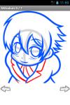 How to Draw: Anime Manga Characters screenshot 5/6