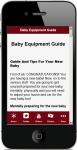 Baby Equipment Guide screenshot 5/6