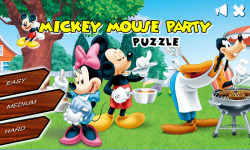 puzzle mickey mouse-sda screenshot 1/5