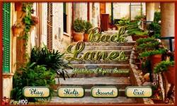 Free Hidden Object Games - Back Lanes screenshot 1/4