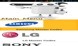 Dialer Master Codes screenshot 1/3
