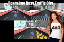 4x4 Traffic Speed Racing screenshot 2/3