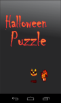 scary Halloween Puzzle screenshot 1/4