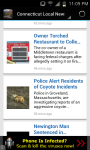 Connecticut Local News screenshot 1/3