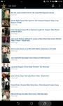 Hollywood Celebrities News screenshot 2/6
