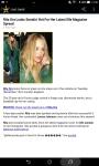 Hollywood Celebrities News screenshot 3/6
