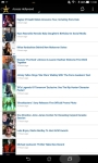 Hollywood Celebrities News screenshot 6/6