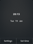 Talkin Alarm Clock screenshot 1/2
