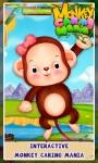 Monkey caring Mania Game screenshot 1/3
