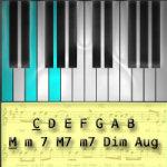 IQ Piano Chords Italian screenshot 1/1
