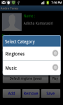 Andro Tones - Free screenshot 4/4