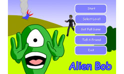 Alien Bob Free screenshot 1/3
