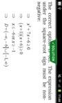 Differential Calculus Master screenshot 5/6