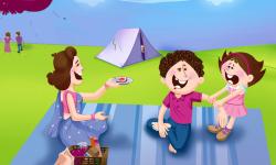 Hindi Kids Nursery Rhymes Vol 2 screenshot 1/4