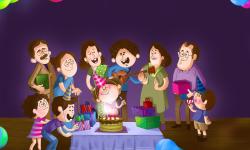 Hindi Kids Nursery Rhymes Vol 2 screenshot 2/4