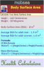 Body Surface Area v-1 screenshot 3/3