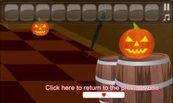 Halloween decryption escape screenshot 3/3