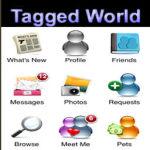 Tagged World screenshot 1/3