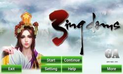 Pika Three Kingdoms screenshot 1/6